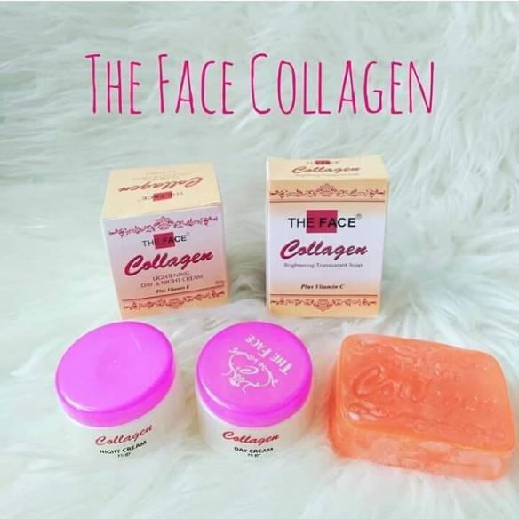 Cream Collagen The Face BPOM